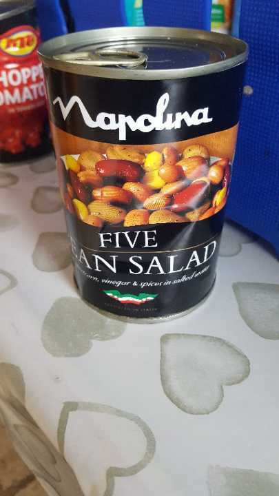 Five bean salad