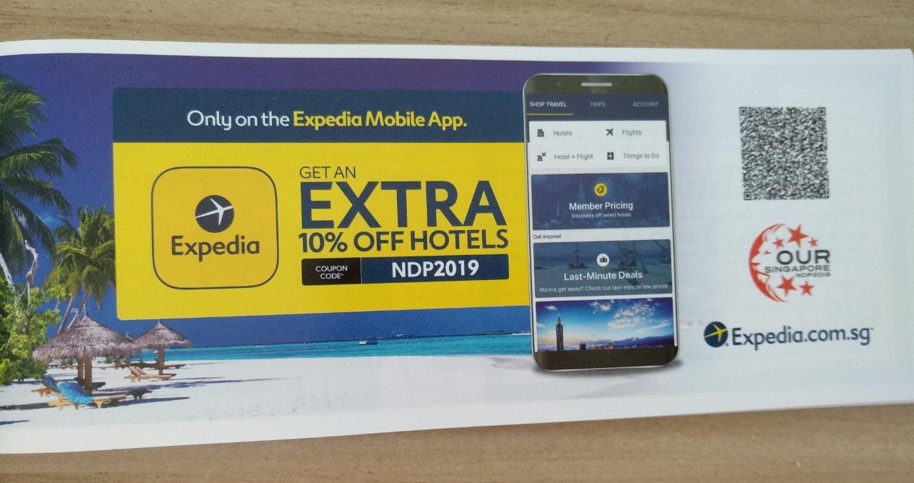 Expediate 10 percent off hotels voucher