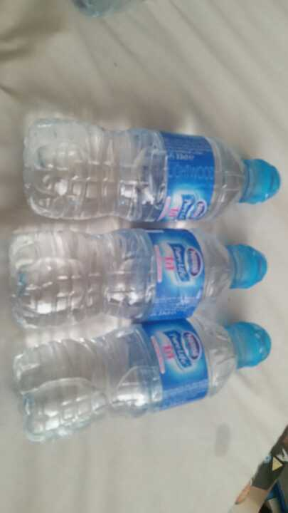 Small water from Coop