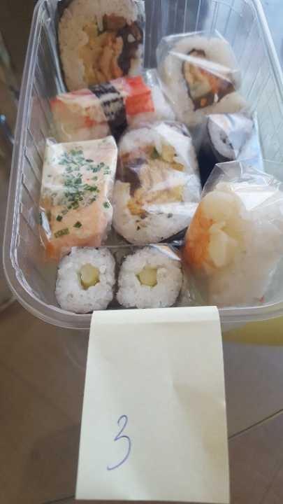 Bento sushi 3