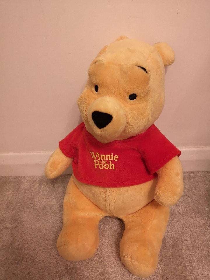 Winnie the Pooh softie