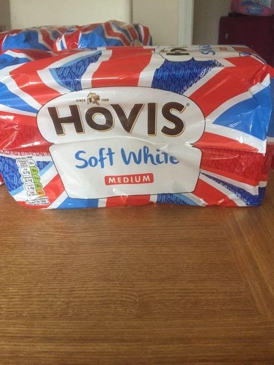 Hovis soft white