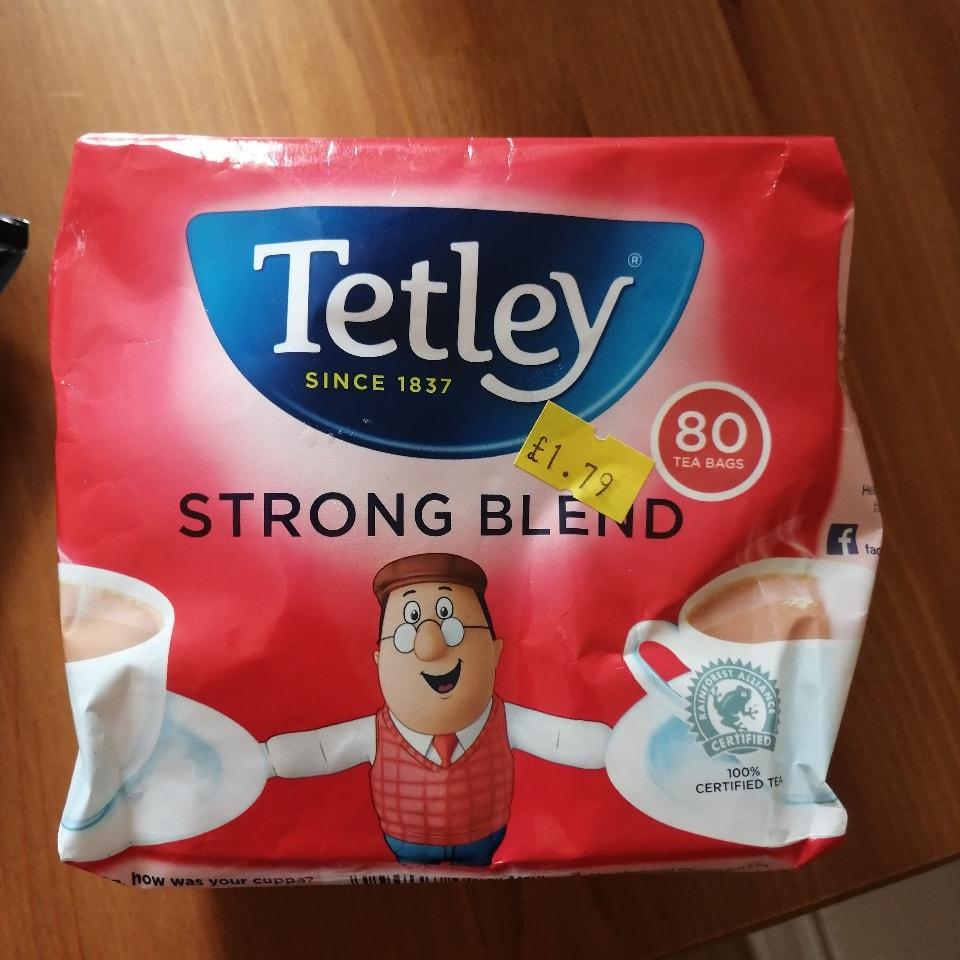 Tetley Strong Blend