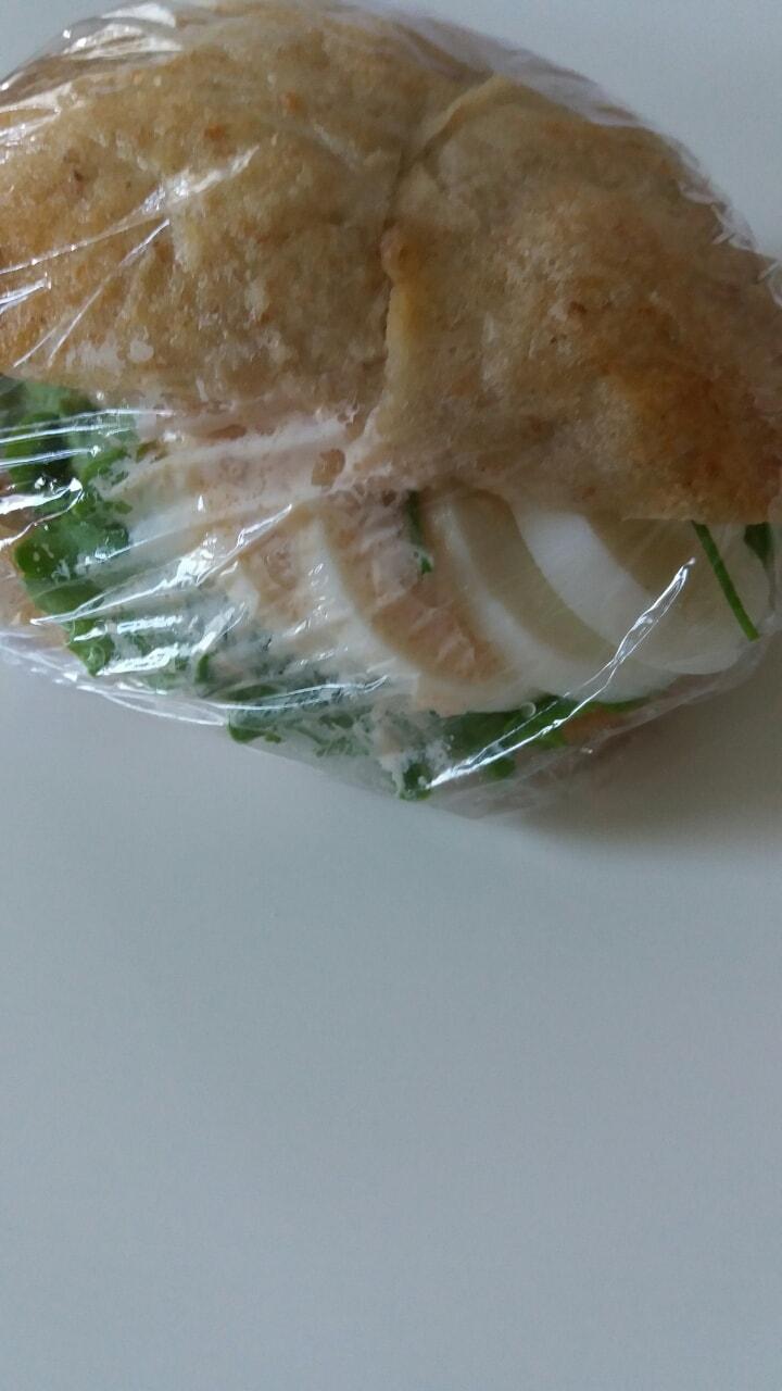 Sandwich from My Way 12/08