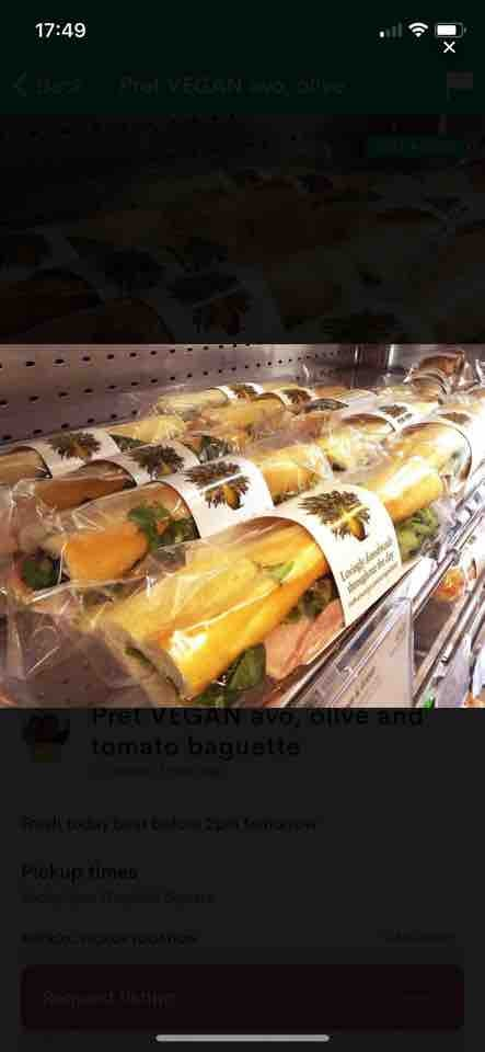 Pret Baguettes