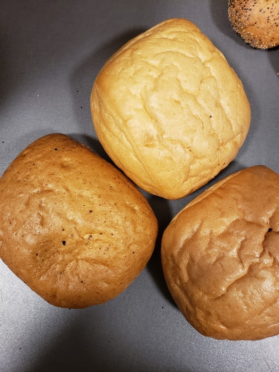 Fresh bread 25/09 from lindquists