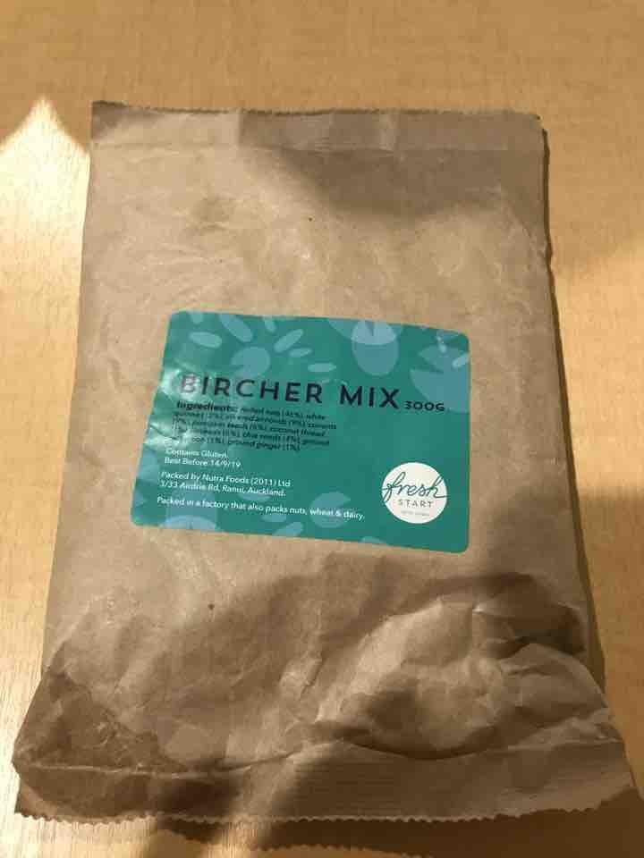 Bircher mix