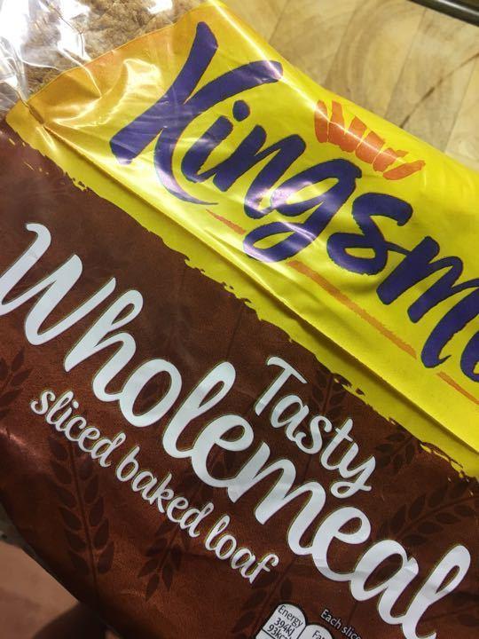 Kingsmills wholemeal sliced