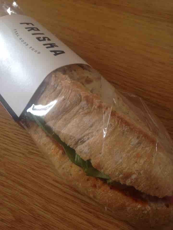 Chicken baguette