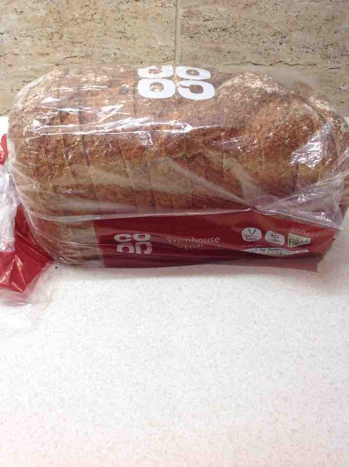 Wholemeal Farmhouse loaf