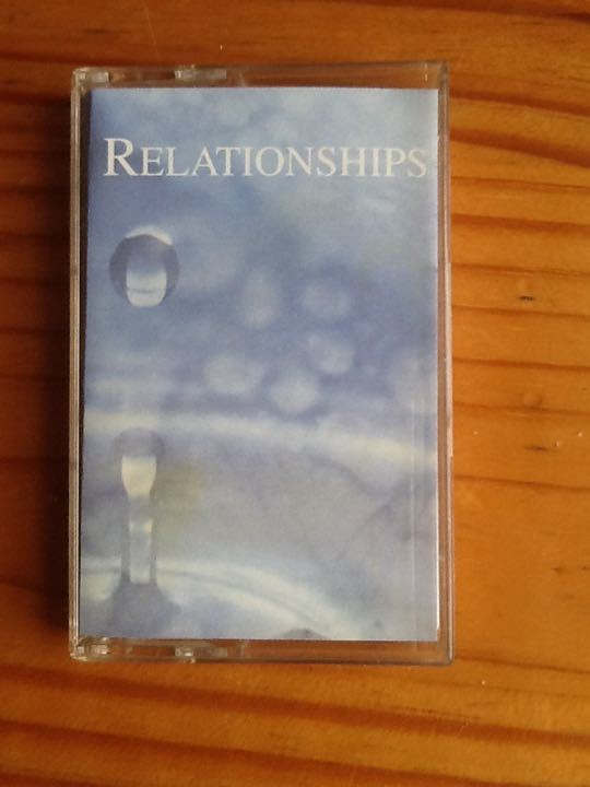 Relationships improvement audio cassete
