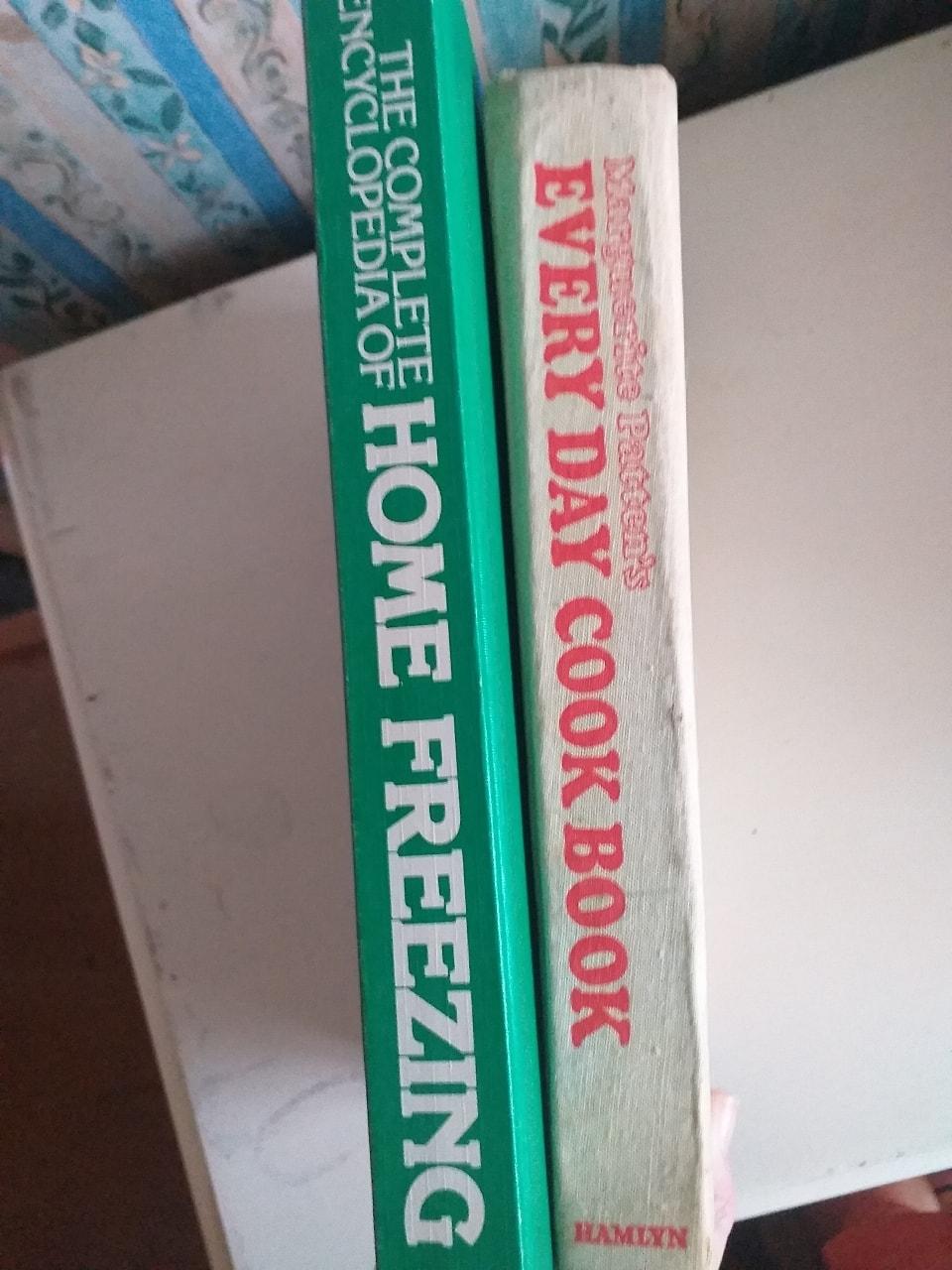 2 old cookbook