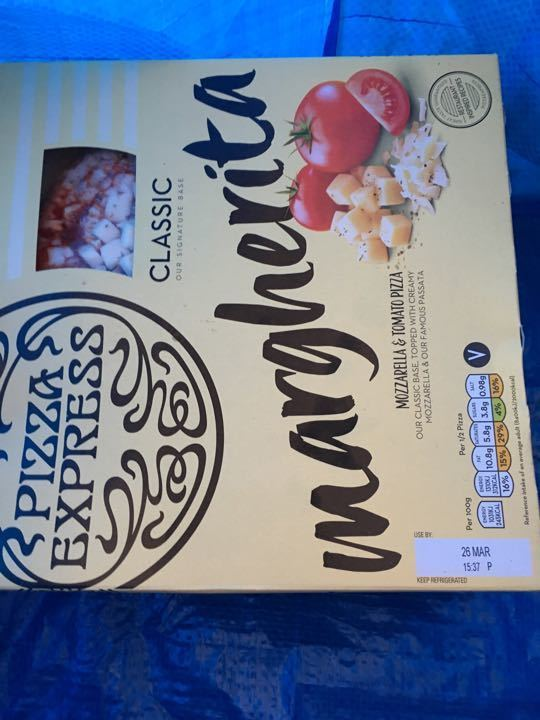 Margherita Pizza x 2