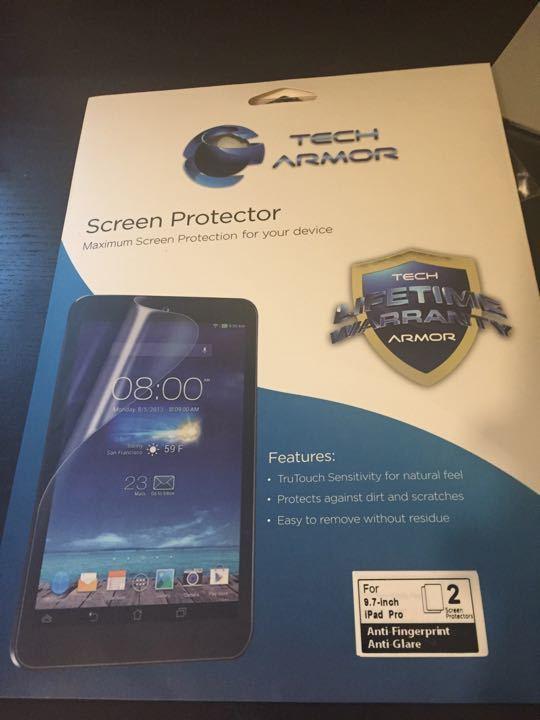 IPad Pro screen protector