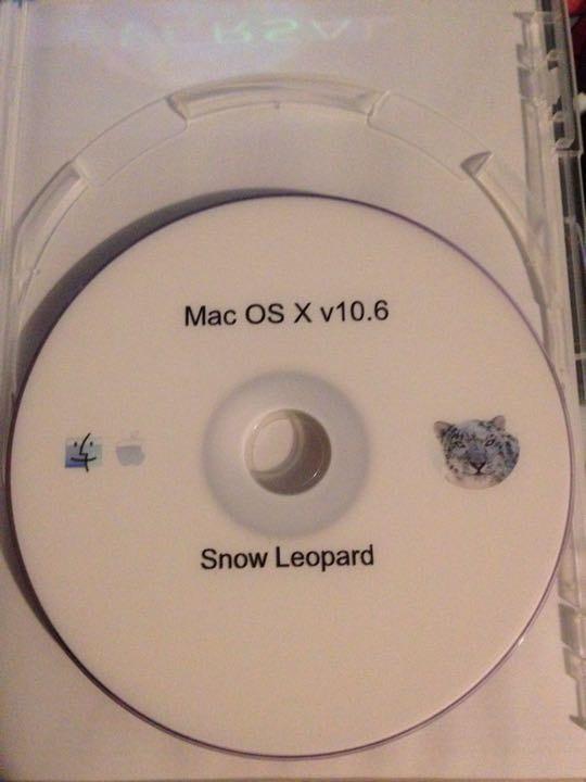 Free Mac OS X v10.6 Snow Leopard