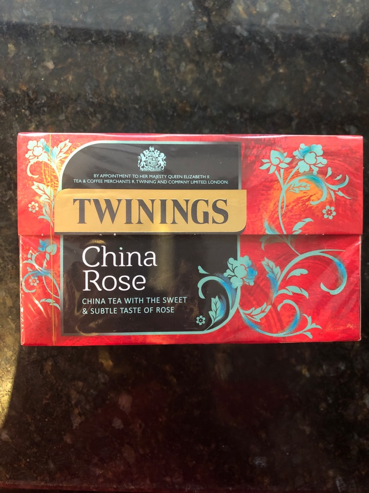 Twinnings China Rose Tea