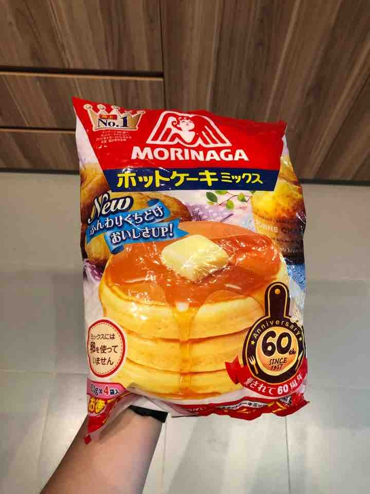 [Expired] Morinaga brand pancake flour from Japan