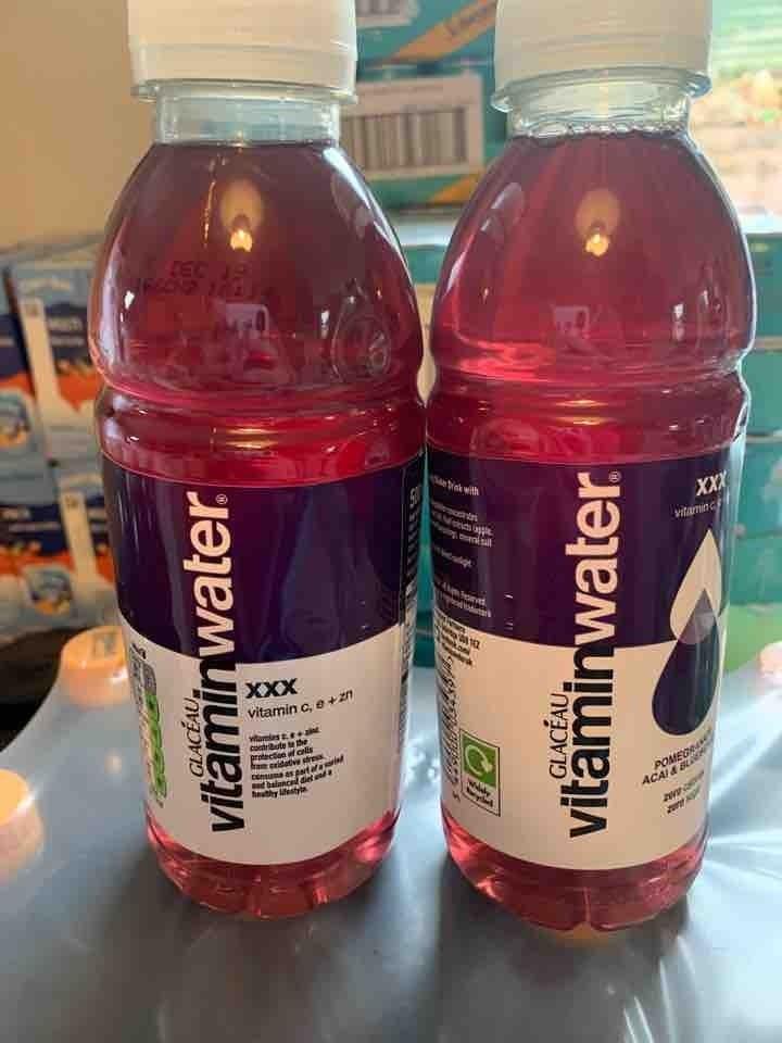 Vitamin water 2 per request