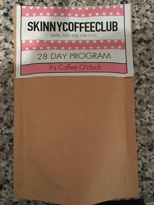 Skinny Coffee Club ground coffee