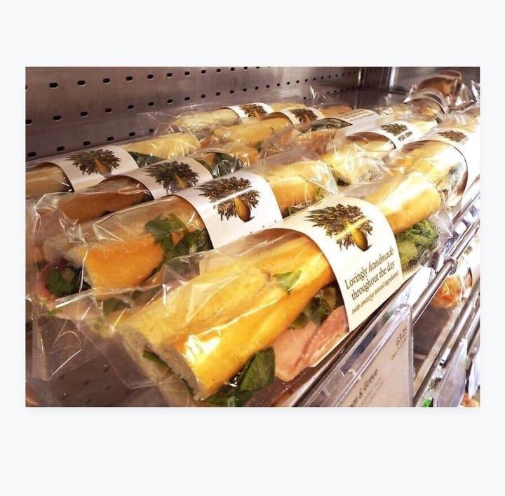 PRET Sandwiches SATURDAY