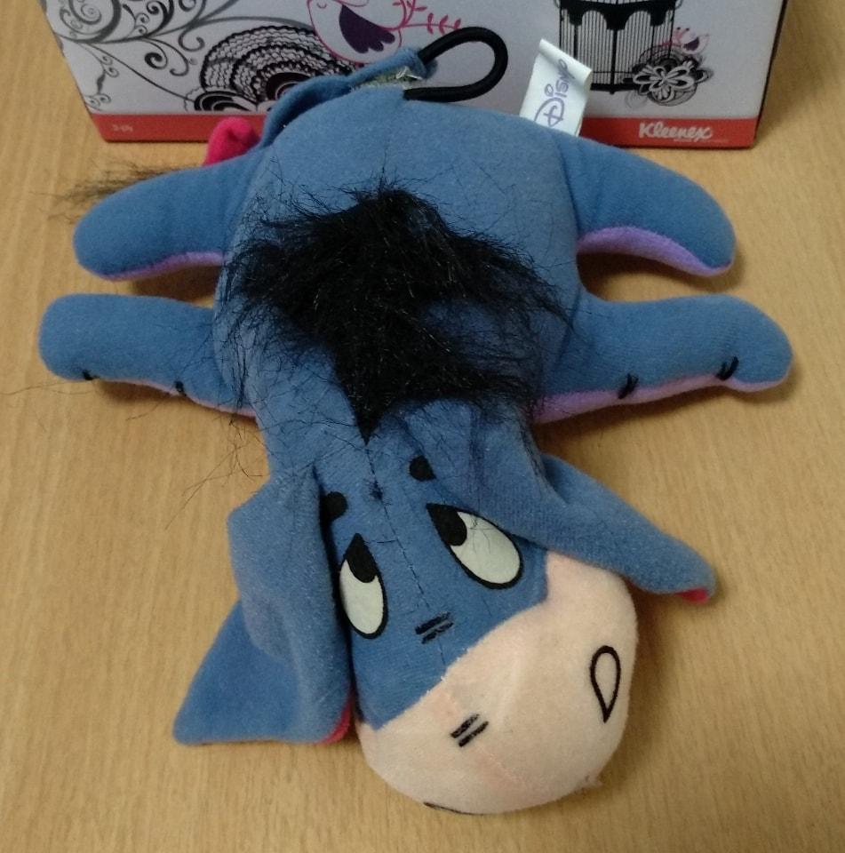 Soft toy (Eeyore)
