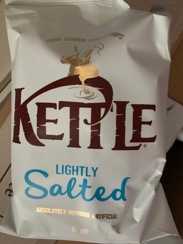 Kettle chips large bag