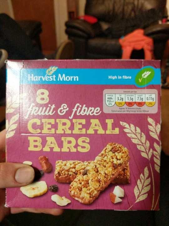 Bad Boy Cereal Bars