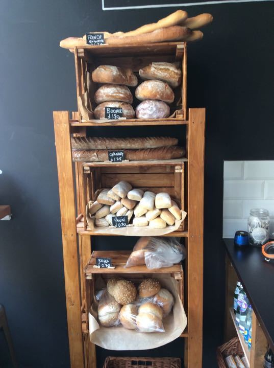 Bread to go... Before 3pm