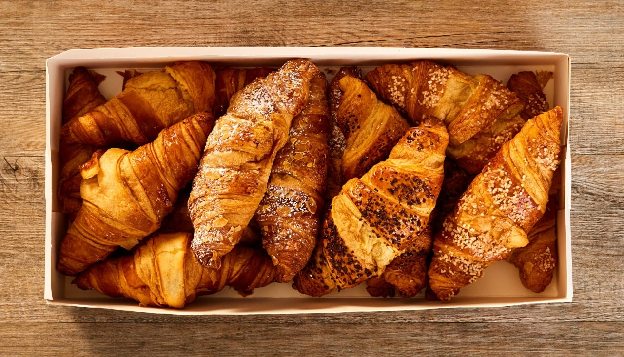 Pret Bakery items available today