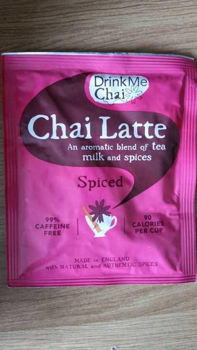 Chain latte sachet