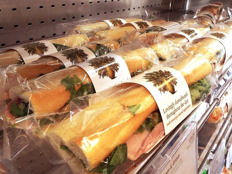 Pret Food Tuesday Baguettes 10.45pm