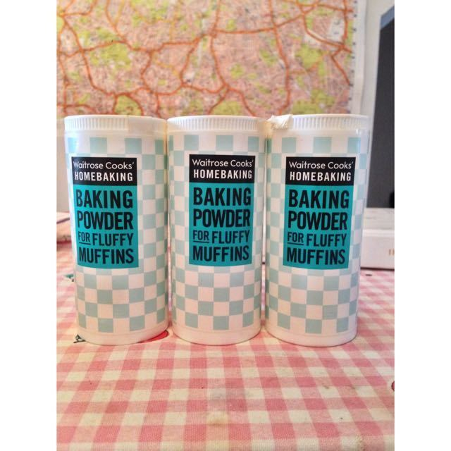 Baking powder (waitrose)