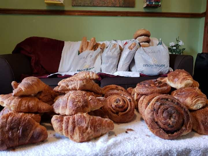 Artisan Loaves and Pastries from Au Gourmand Bakery