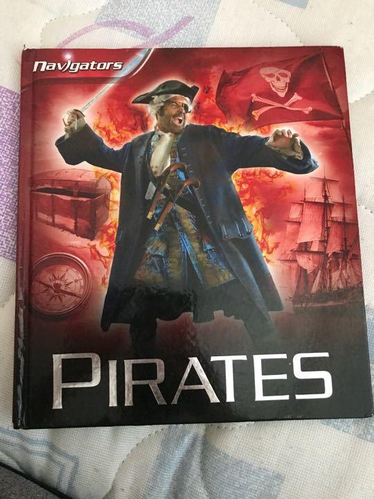 Pirates book