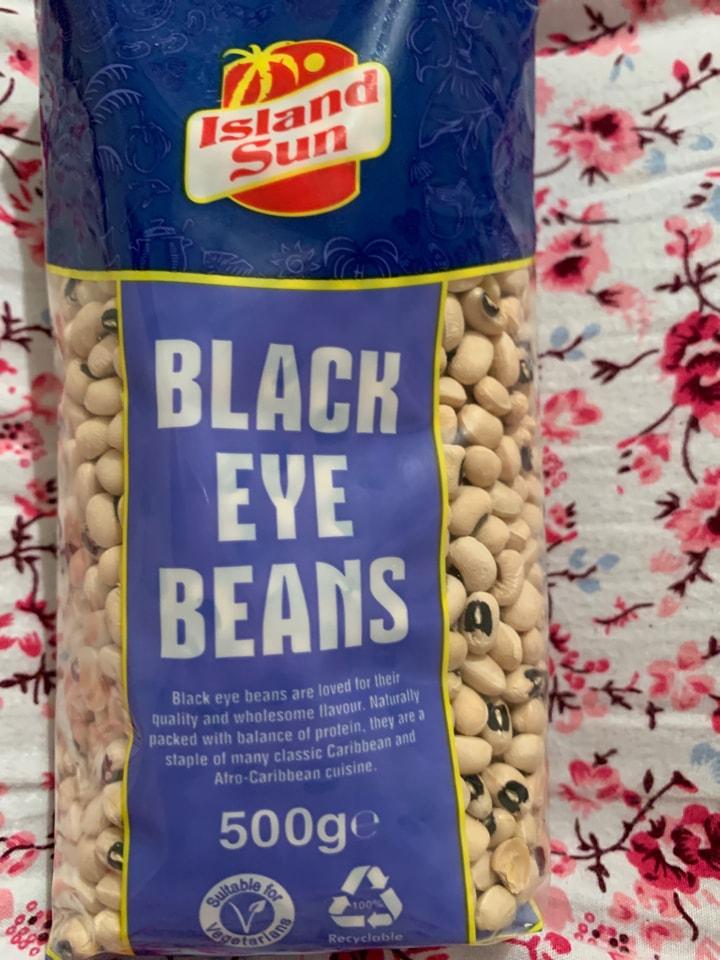 Tesco black eye beans