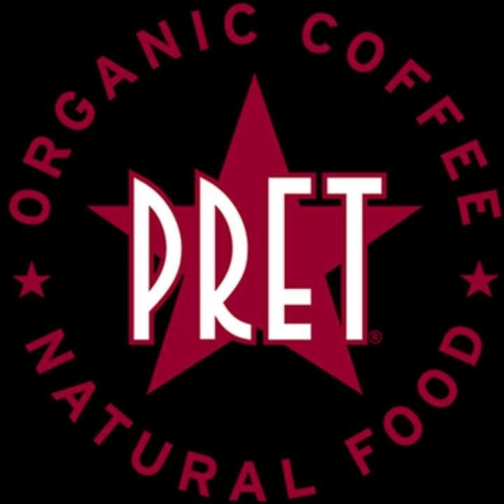 COLLECTING FROM PRET A MANGER