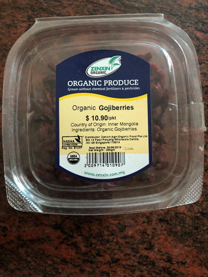 Gojiberries / wolf berries