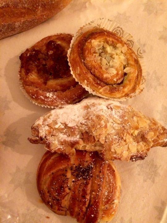Mix pastry
