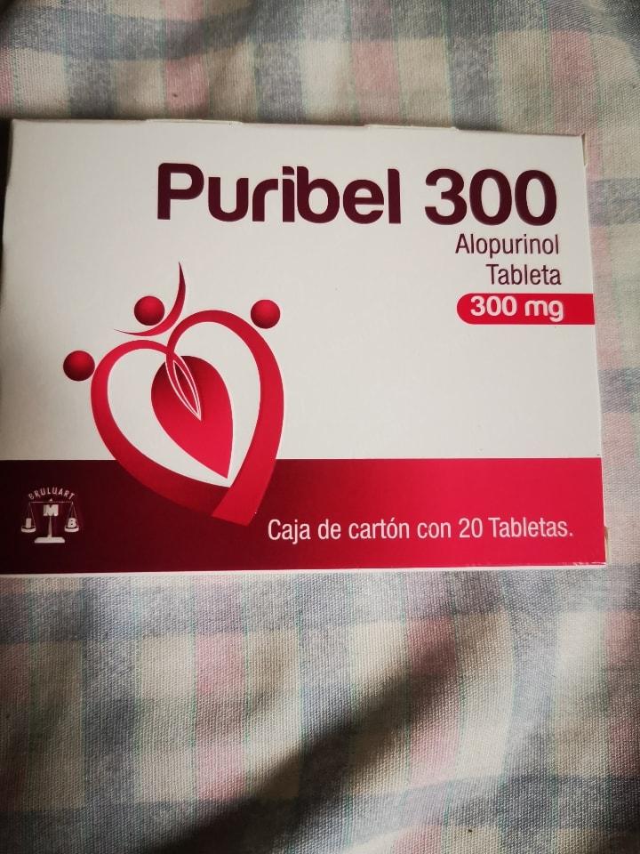 Alopurinol 300mg
