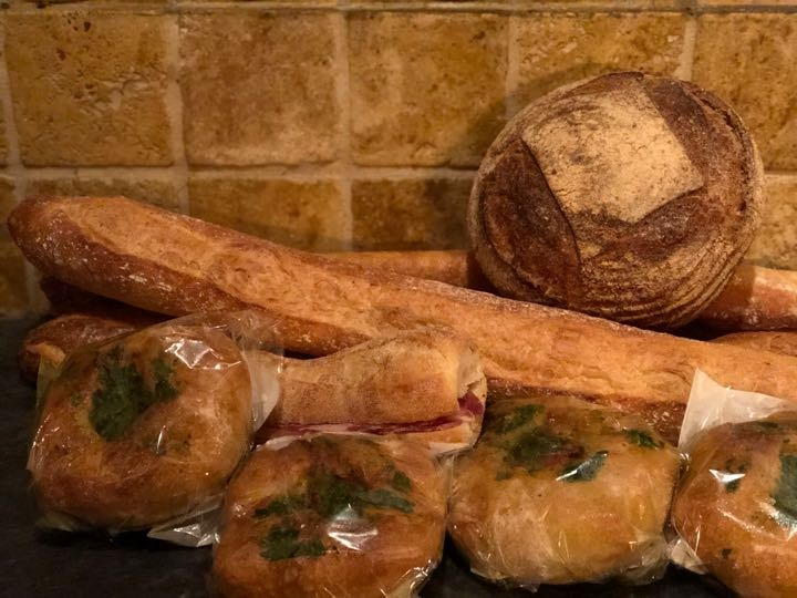 Various Bakery Goodies from Sourced Market - UPDATED