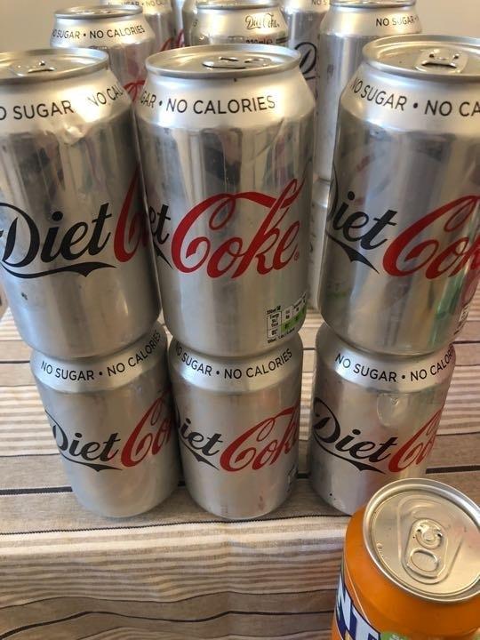 Diet Coke x6