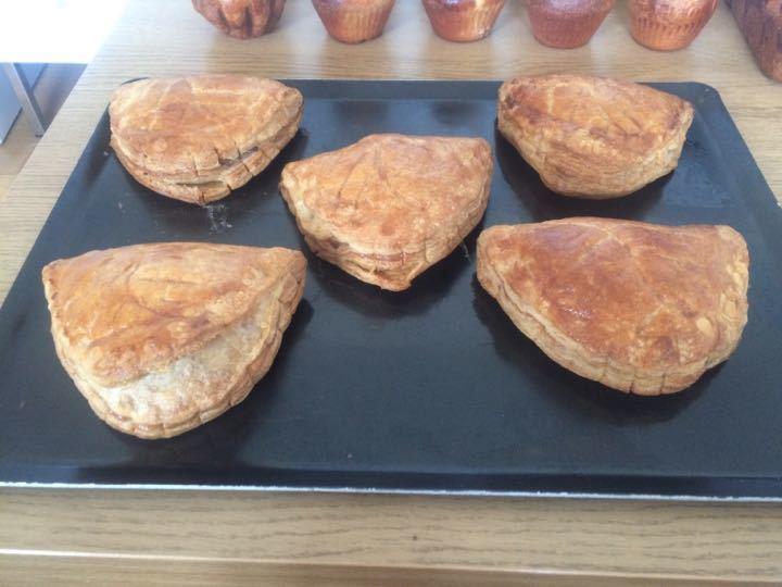 Lemon & Chocolate pastry Homemade