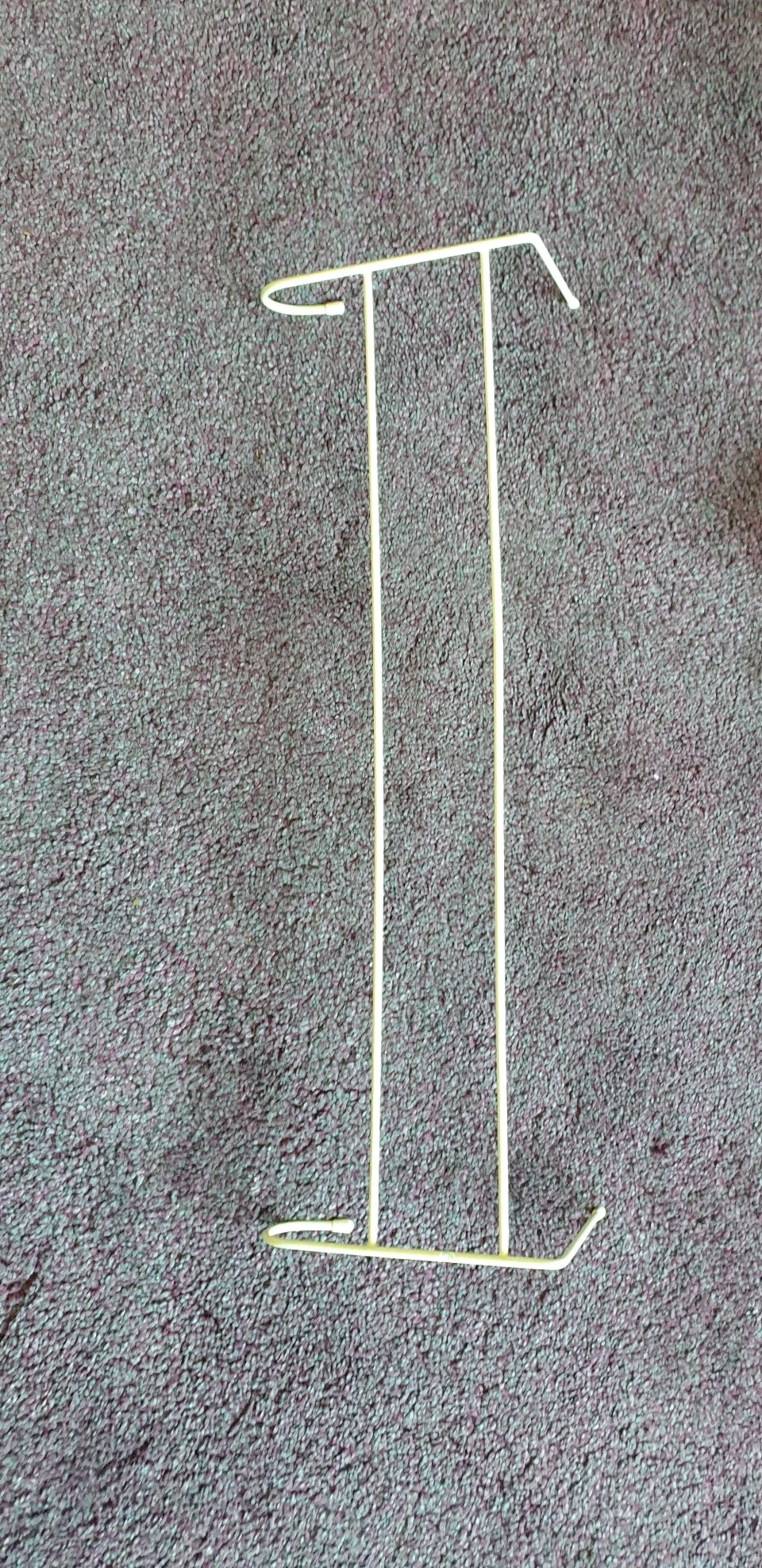 Drying rail