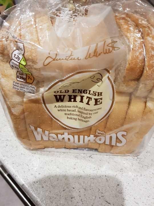 WaBurton's sliced white small