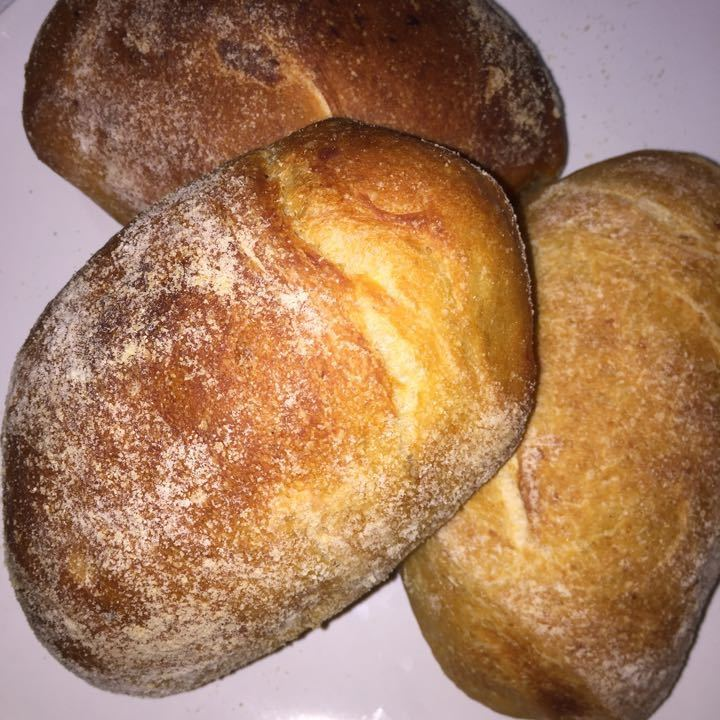 Bread kindly donated by artisan bakery Signorelli