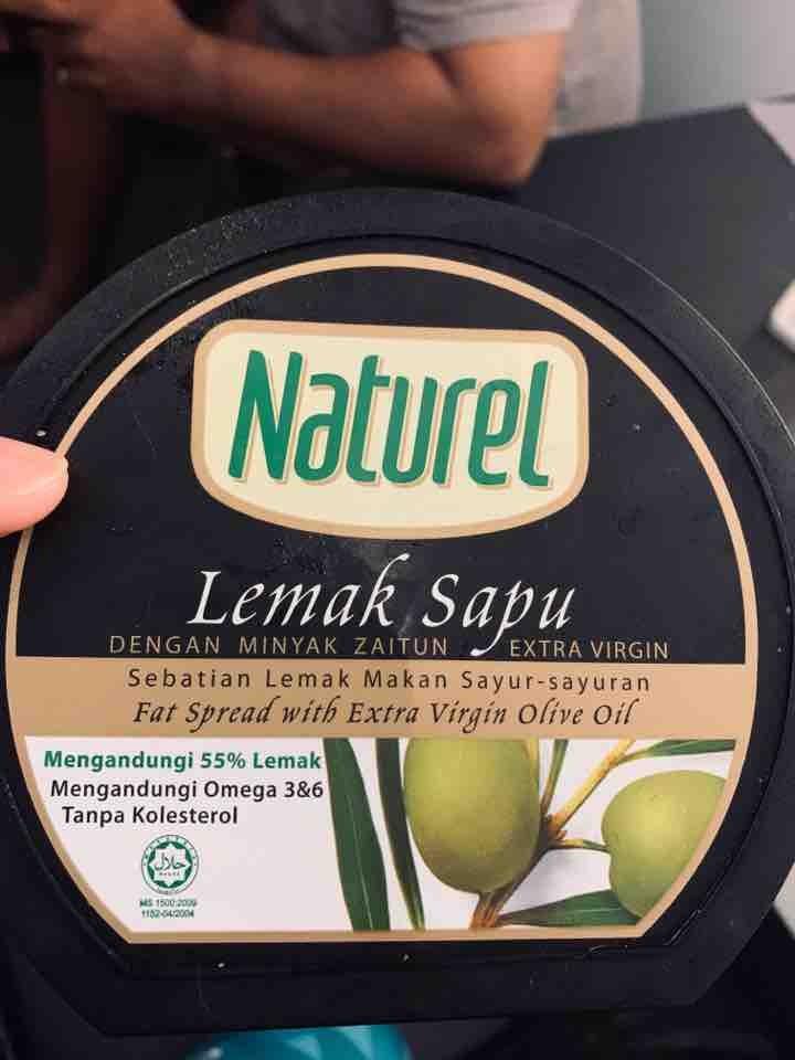 Expired Olive Oil Margarine