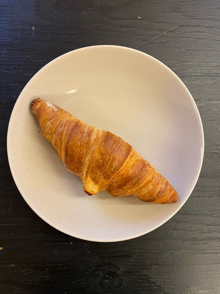 Croissant from Lindquist's