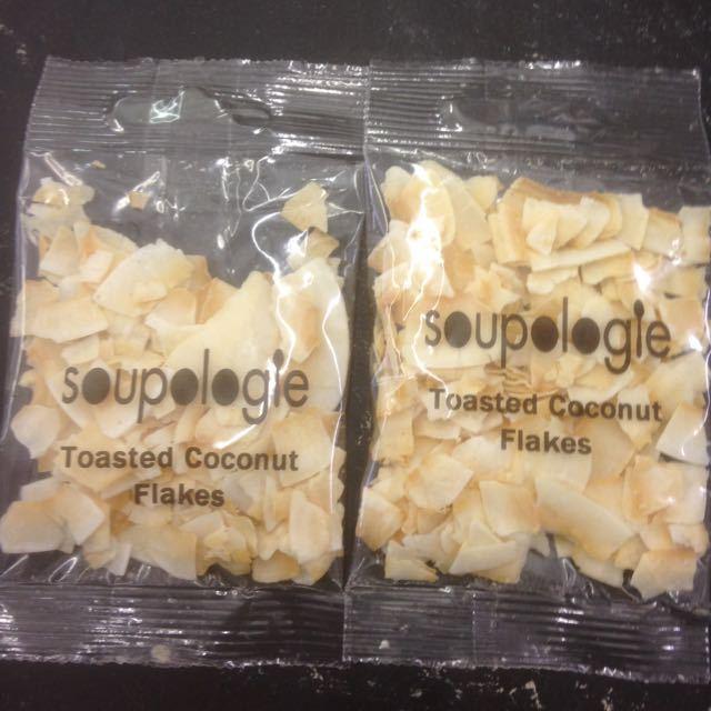 Toasted Coconut- Mini Packs