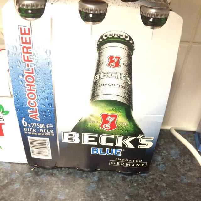 Beck's Blue (alcohol free)