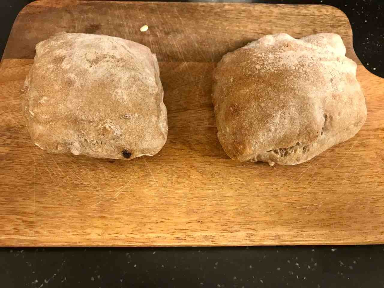 Fresh bread from Pesso (22/03)
